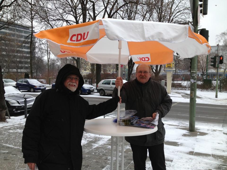 Jörg Hackenberger und Ralf Olschewski